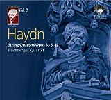 String Quartets Opus 33 & 42
