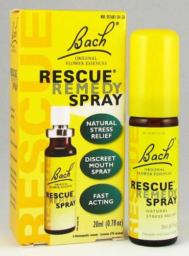 Rescue Remedy Spray 20 Milliliters