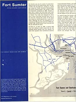 Fort Sumter National Military Park South Carolina 1969