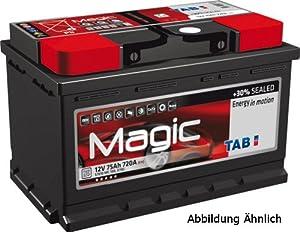 IPSA TM75P Batería de arranque