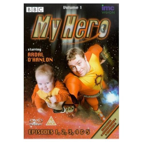 My Hero - Series Three - Volume One (Ep. 1-5) ( My Hero - Series 3 - Volume 1 (Ep. 1 - 5) ) [ Origen UK, Ningun Idioma Espanol ]
