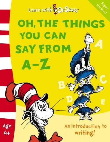 Oh, the Things You Can Say from A-Z PDF