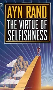 "Cover of ""The Virtue of Selfishness (Sign..."