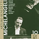 Arturo Benedetti Michelangeli Plays Mozart Chopin, Schumann, Beethoven, etc.