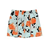 Minkpink Womens Jacquard Piping Mini Skirt