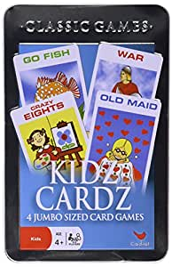 Kidz Cards in a Tin