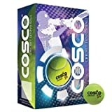 Cosco Cricket Light Weight Ball (Pack Of 6)