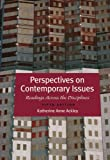 Perspectives on Contemporary Issues: Reading Across the Disciplines (1413033970) by Ackley, Katherine Anne