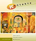Kontakte:  A Communicative Approach  (Student Edition + Listening Comprehension Audio CD) (007234217X) by Tracy Terrell