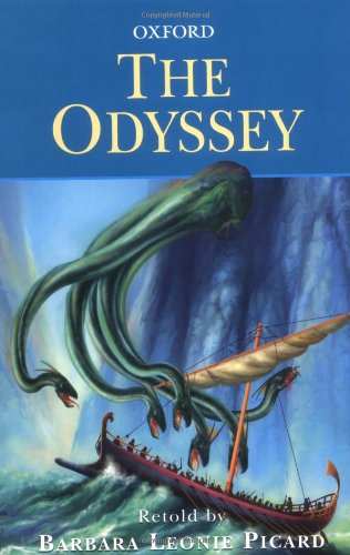 The Odyssey of Homer (Oxford Myths & Legends)