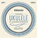 D'Addario ダダリオ ウクレレ弦 Pro-Arté Carbon Tenor Low G EJ99TLG 【国内正規品】