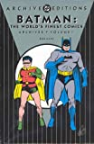 Batman in World's Finest Comics Vol. 1
