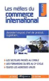 Les m�tiers du commerce international