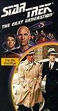 echange, troc Star Trek Next 13: Big Goodbye [VHS] [Import USA]