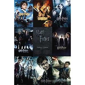 Empire  Poster Harry Potter + accessori   recensione