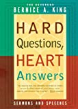 img - for Hard Questions, Heart Answers book / textbook / text book