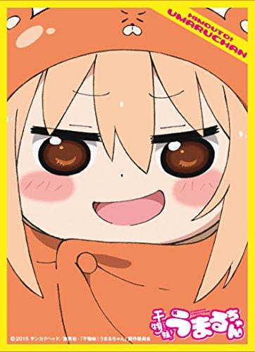 キャラクタースリーブ 干物妹!うまるちゃん 干物妹 (EN-114)