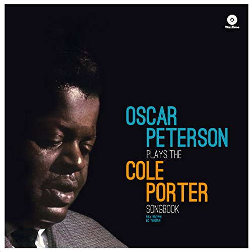Album Art for Plays the Cole Porter Songbook by Oscar Peterson