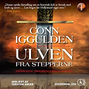 Ulven fra stepperne [The Wolf of the Steppes] Audiobook