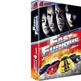 Fast and Furious - Intégrale 4 films