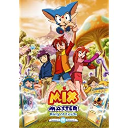 Mix Master: King of Cards Season 1 -- Volume 3 (3 Disc Set)