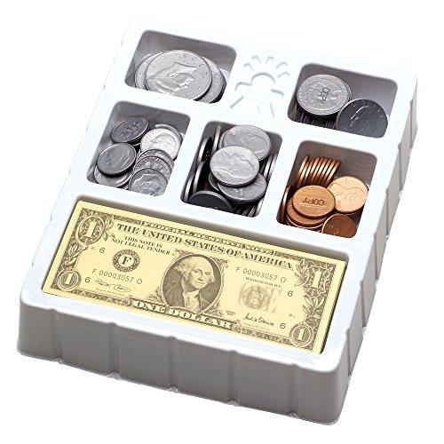 Educational-Insights-Play-Money-Coins-Bills-Tray