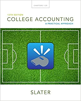 College Accounting: A Practical Approach Plus MyAccountingLab With Pearson EText -- Access Card Package (13th Edition)