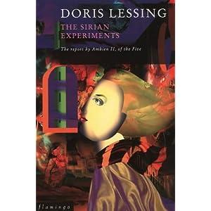 Sirian Experiments - Doris Lessing
