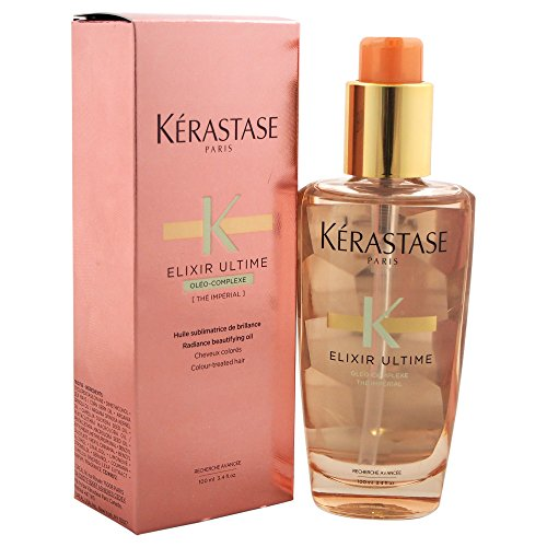 Kerastase Ultime The Imperial Radiance Beautifying Oil for Colour Treated Hair Elisir per Capelli - 100 ml