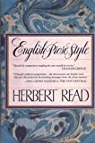 English Prose Style (0394748980) by Read, Herbert