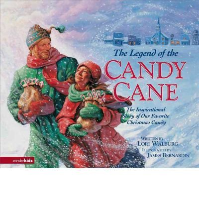 The Legend of the Candy Cane[ THE LEGEND OF THE CANDY CANE ] By Walburg, Lori ( Author )Sep-30-1997 Hardcover PDF