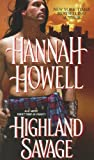 Highland Savage (Zebra Historical Romance)