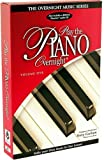 Play Piano Overnight (w/Audio Cassette) [VHS]