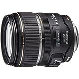 Canon EF 17-85 mm F:4-5.6 IS USM - Objetivo fotográfico (Estabilizador, diámetro: 67mm), negro