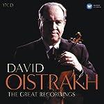David Oistrakh : L'int�grale des enre...