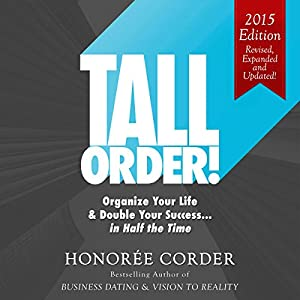 Tall Order! Audiobook