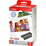 Canon KP-108IP Color Ink/Paper Set