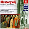 Mussorgsky;Pictures at An E