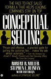 img - for Conceptual Selling by Robert B. Miller (1989-03-01) book / textbook / text book