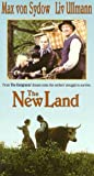 The New Land [VHS]