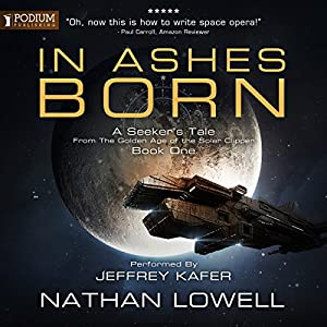 A Seeker's Tale from the Golden Age of the Solar Clipper, Book 1 - Nathan Lowell
