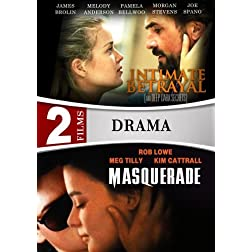 Intimate Betrayal / Masquerade - 2 DVD Set (Amazon.com Exclusive)