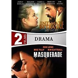 Intimate Betrayal / Masquerade - 2 DVD Set (Amazon.com Exclusive)
