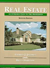 Real Estate An Introduction to the Profession by Charles J. Jacobus