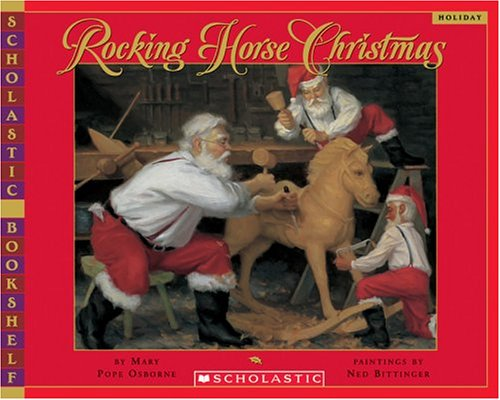 Rocking Horse Christmas (bkshelf)