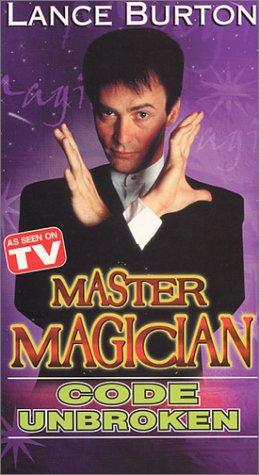 Master Magician:Code Unbroken [VHS]