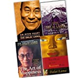 The Dalai Lama 4 Books Collection Pack Set RRP: �31.96 (The Joy of Living and Dying in Peace, The Art of Happiness, The Heart of the Buddha's Path, AN OPEN HEART)by The Dalai Lama.