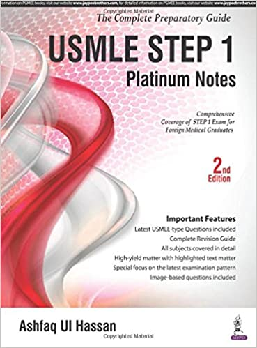 USMLE Platinum Notes Step 1 2nd Edition.pdf