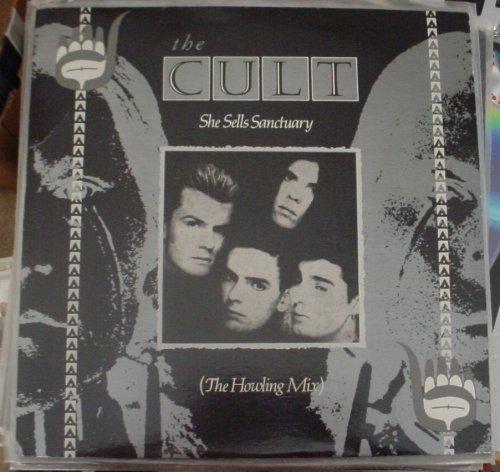 The Cult - She Sells Sanctuary (EP) - Zortam Music