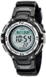 Casio Men's SGW100-1V Resin Compass Watch